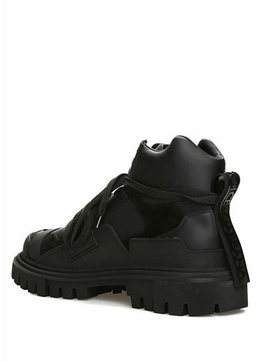 Dolce&Gabbana Bot Siyah